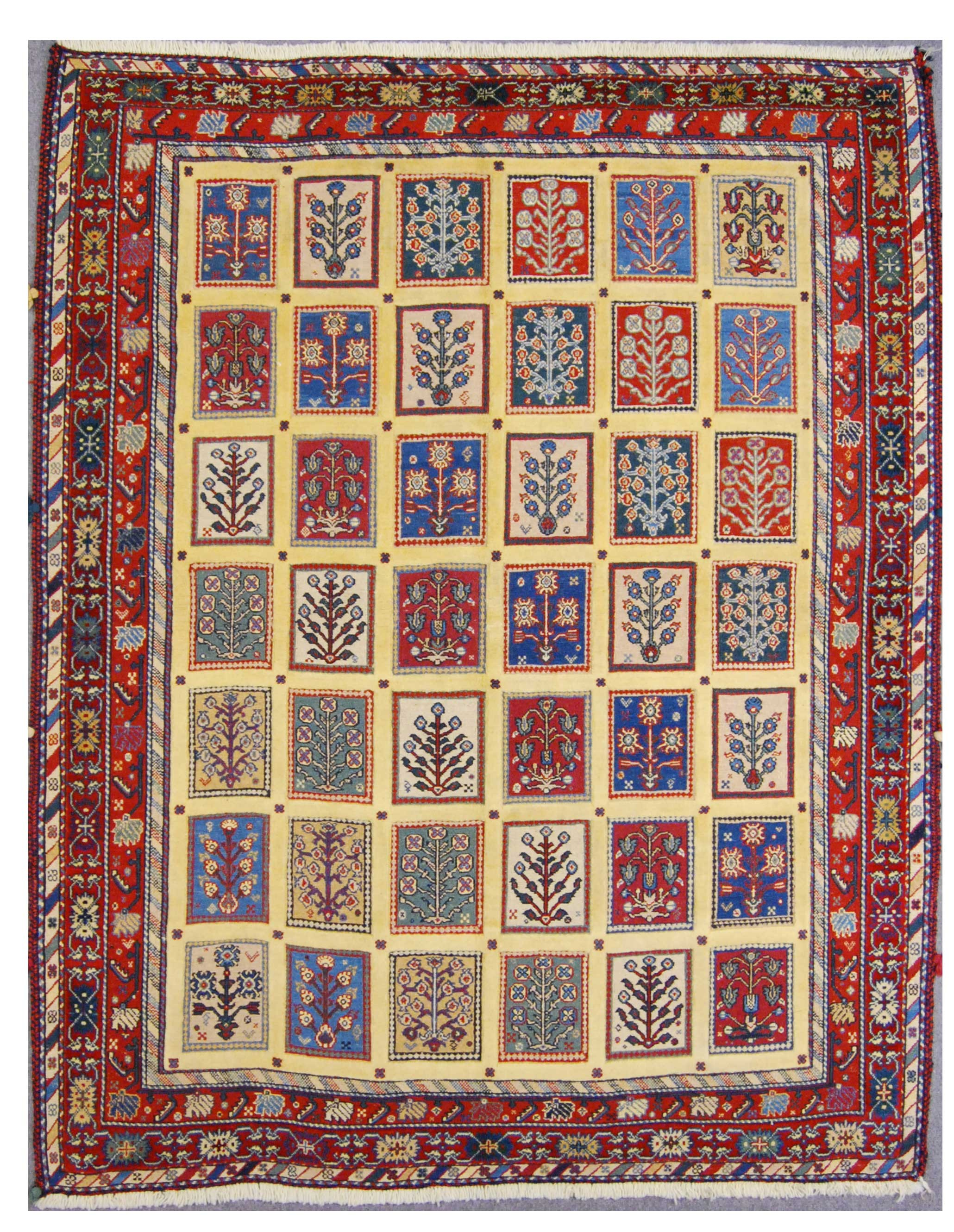 Persian Afshar Sirjan Soumak