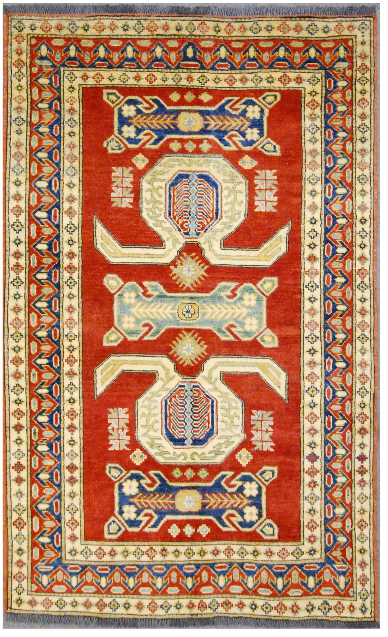 Afghan Kazak