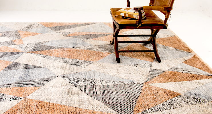 Mosaic Collection - Custom Made Carpets
