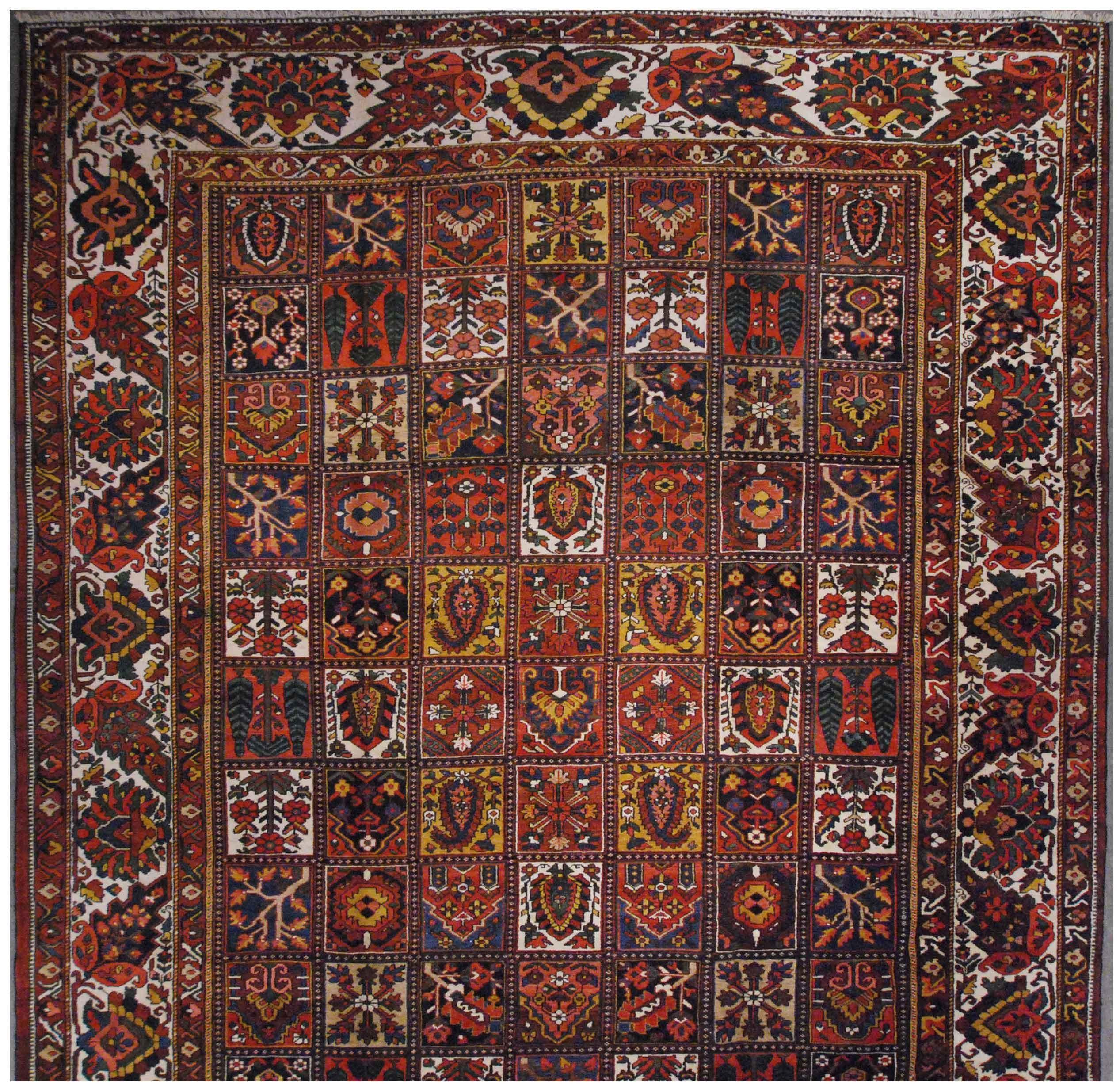 Antique Persian Bakhtiar