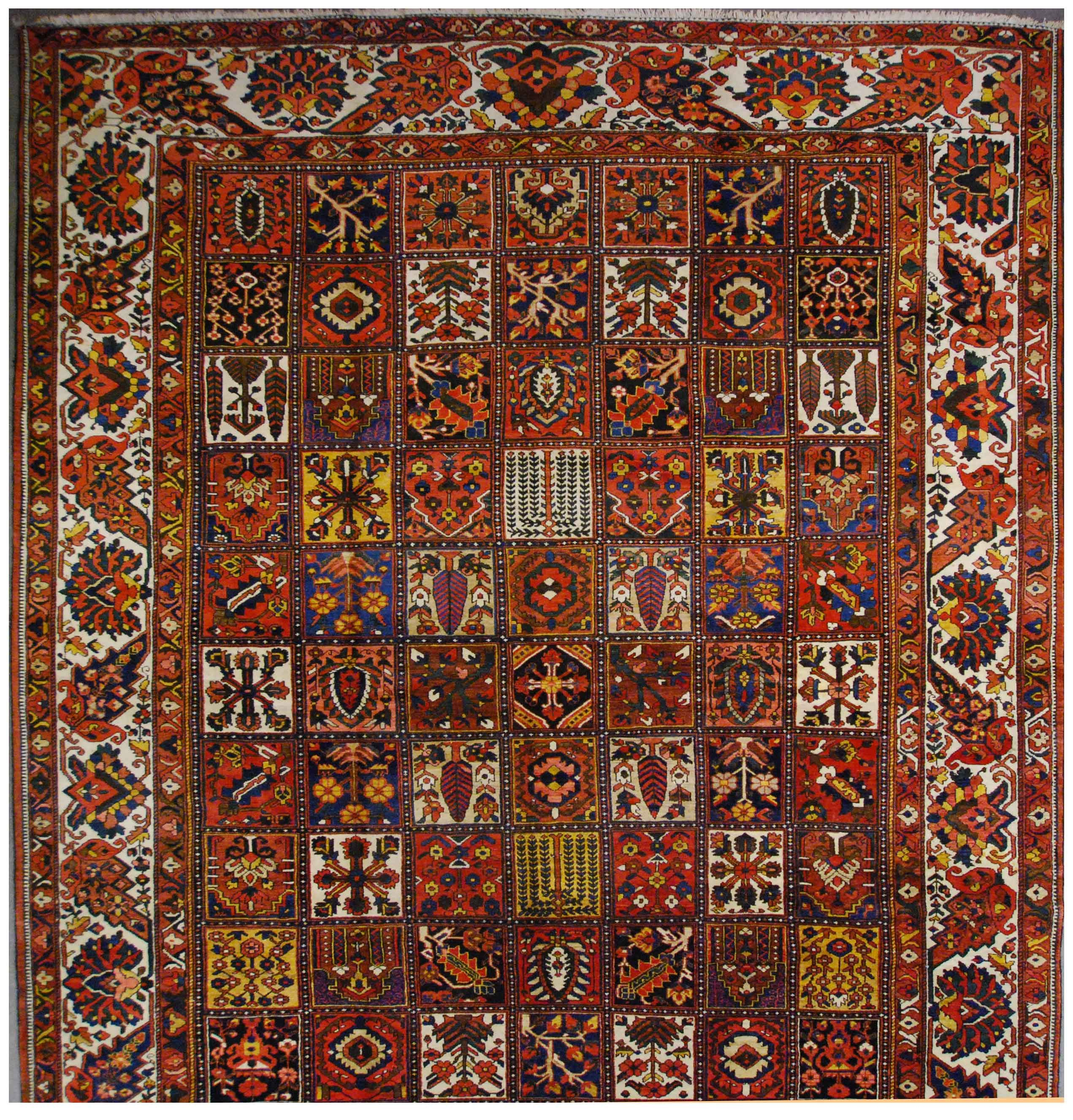 Antique Persian Bakhtiar