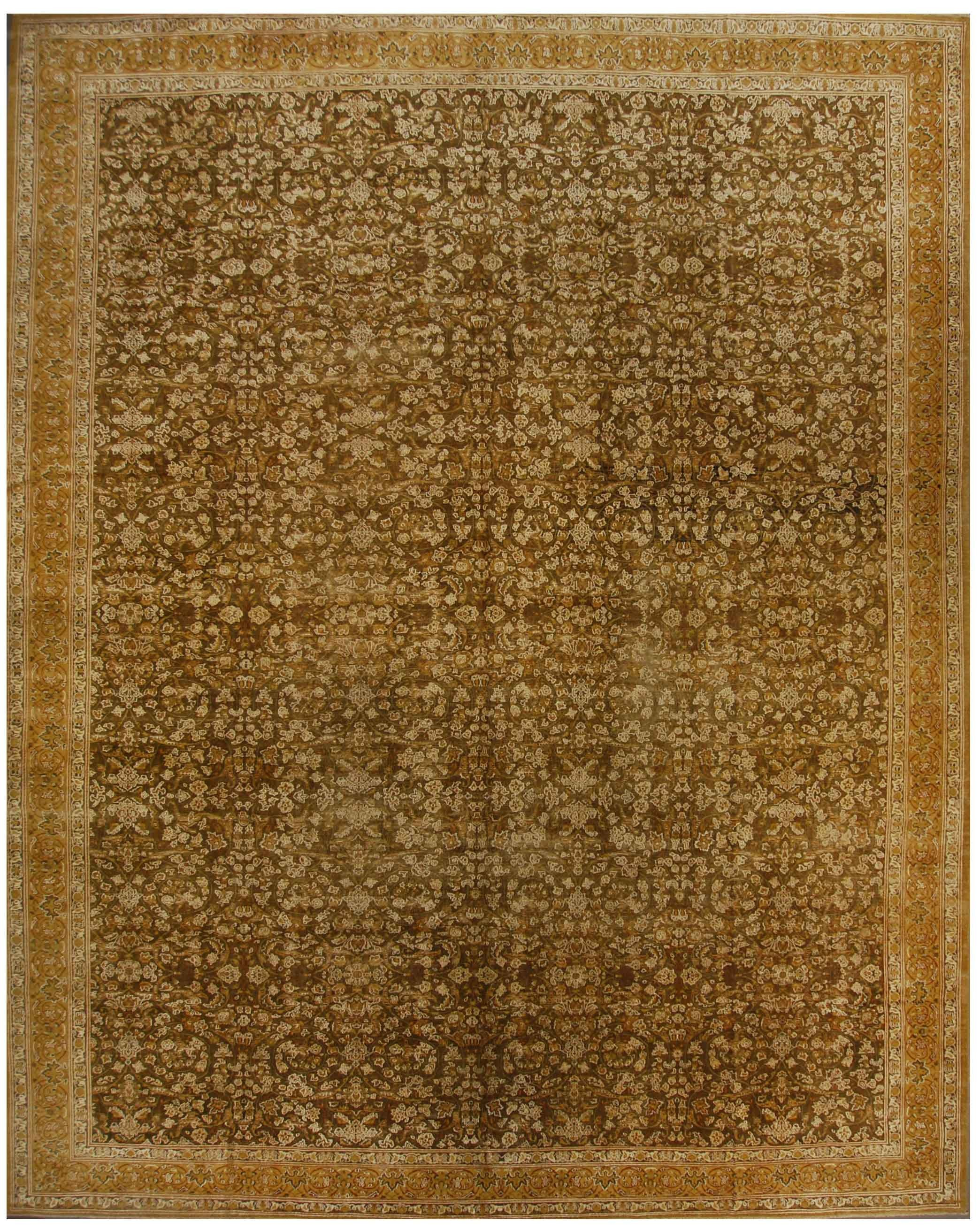 Antique Persian Nain