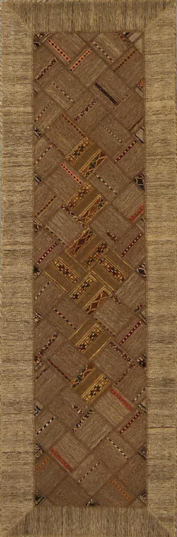 Persian Kilim Patch Work