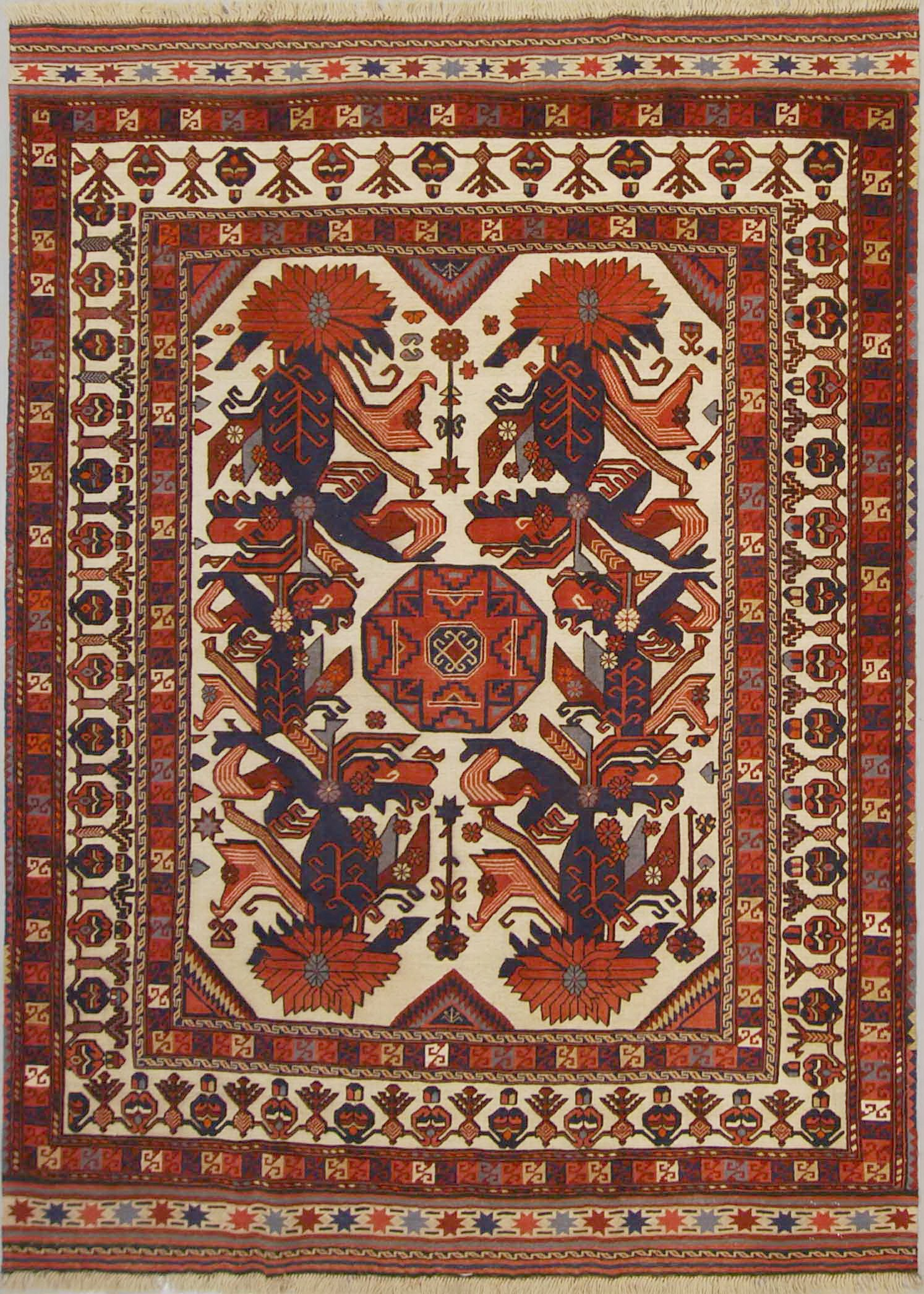 Persian Tribal Belouch Bergesteh